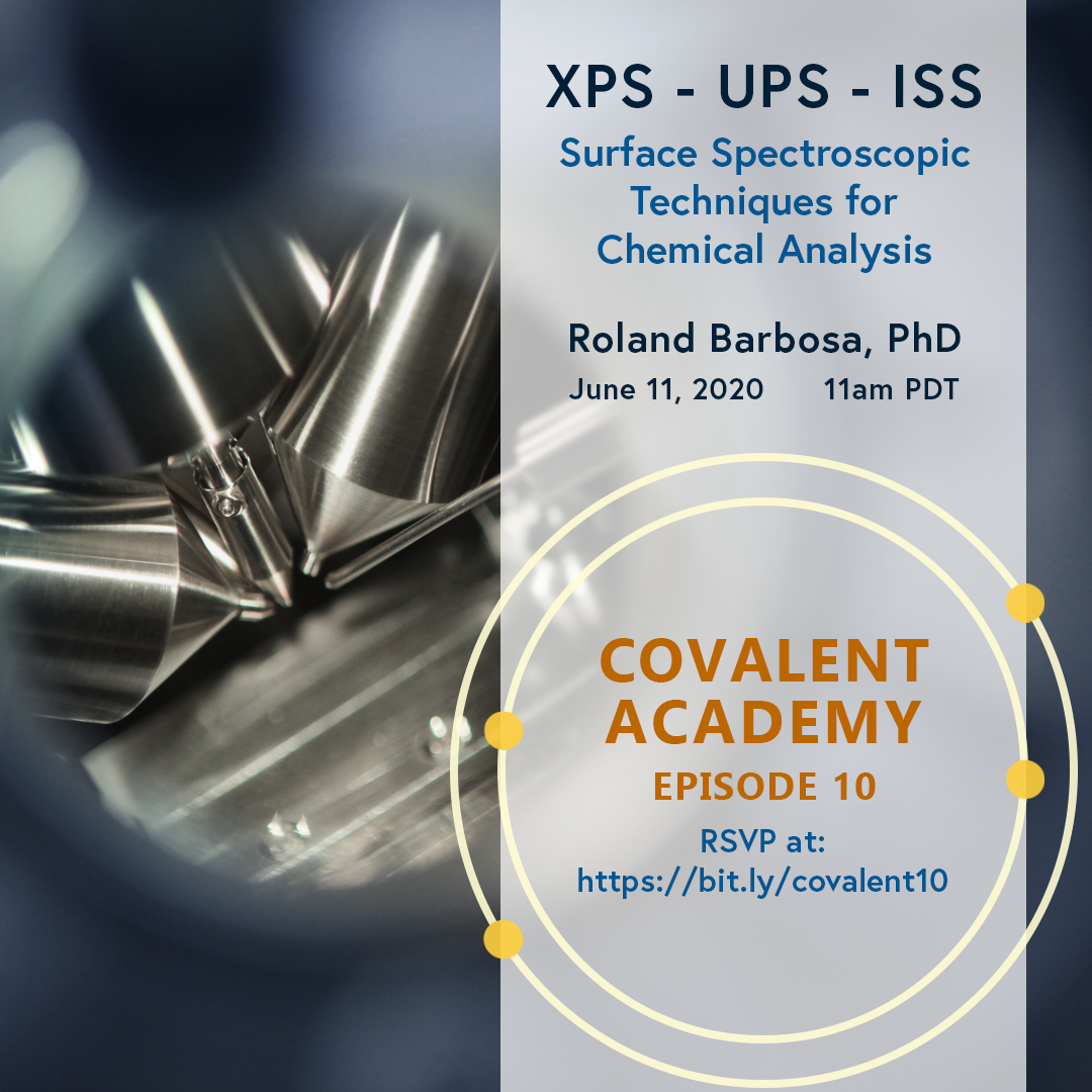 XPS – UPS – ISS: Surface Spectroscopic Techniques for Chemical Analysis