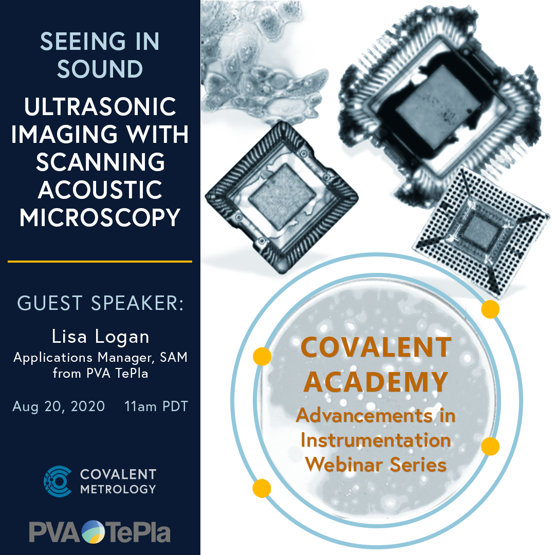 Seeing in Sound: Ultrasonic Imaging with Scanning Acoustic Microscopy