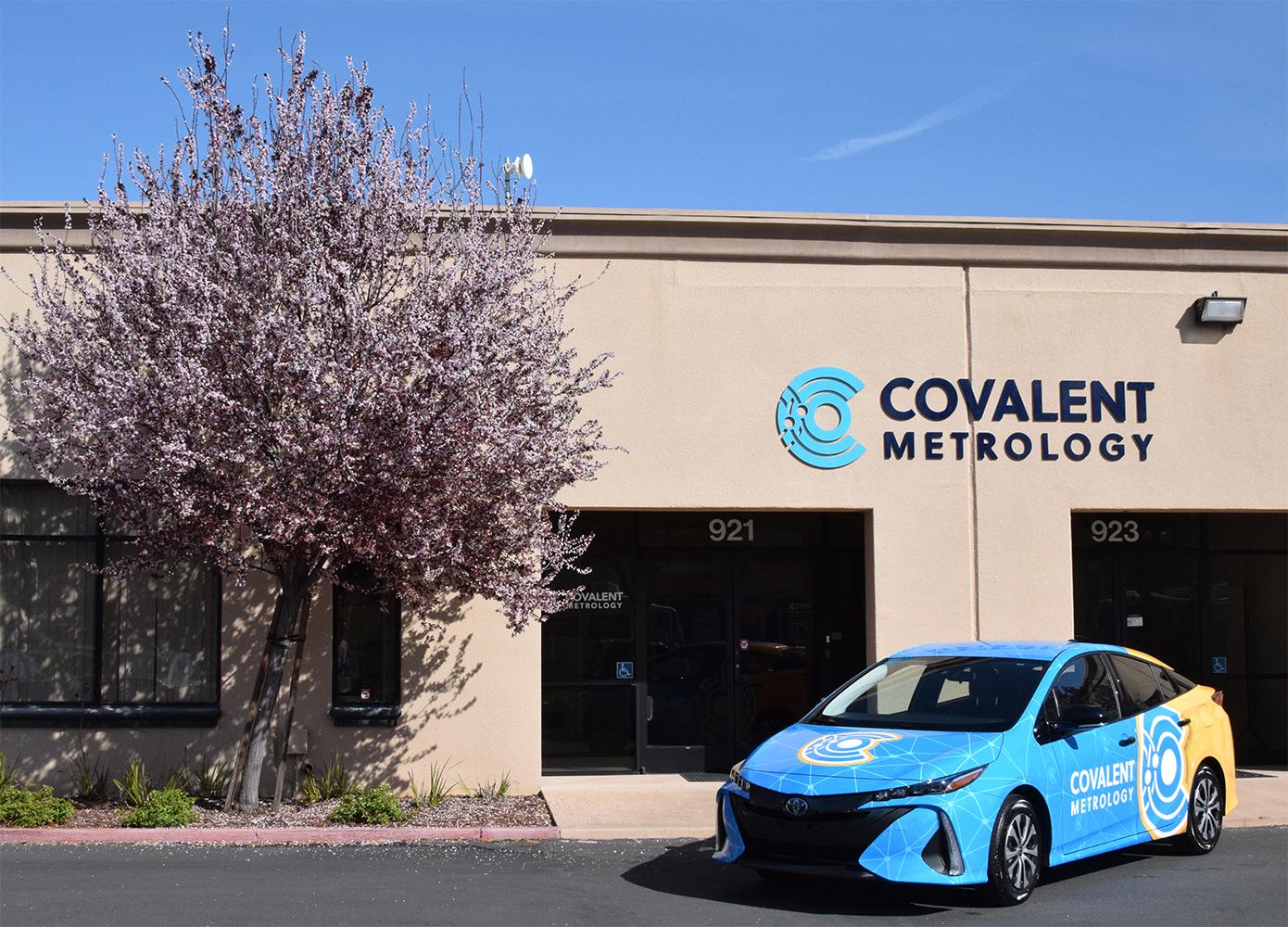 Covalent's Little Blue Prius