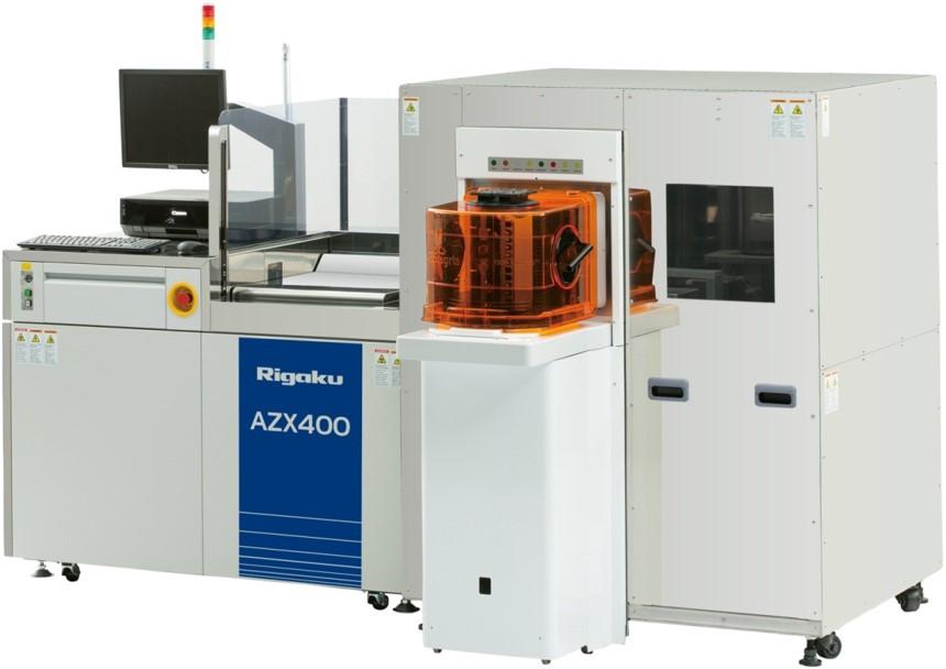 Rigaku AZX-400