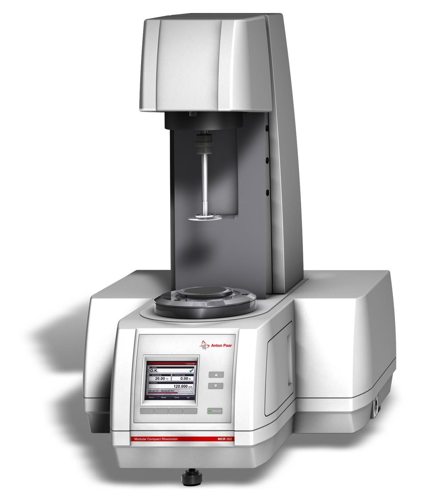 Anton Paar MCR 302 Rheometer