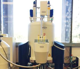 Bruker Avance III HD 500MHz NMR Spectrometer