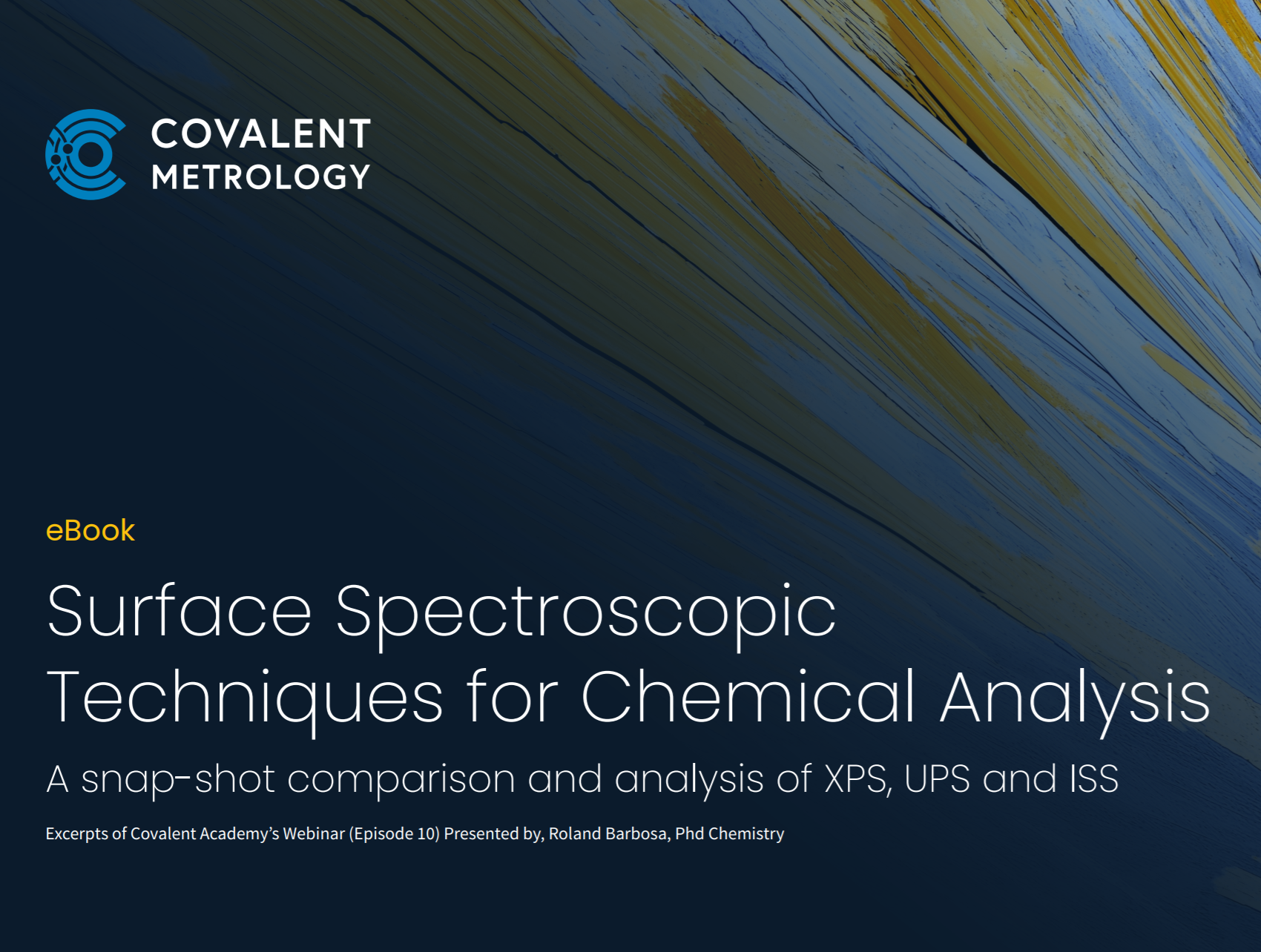 E-Book: Surface Spectroscopic Techniques for Chemical Analysis
