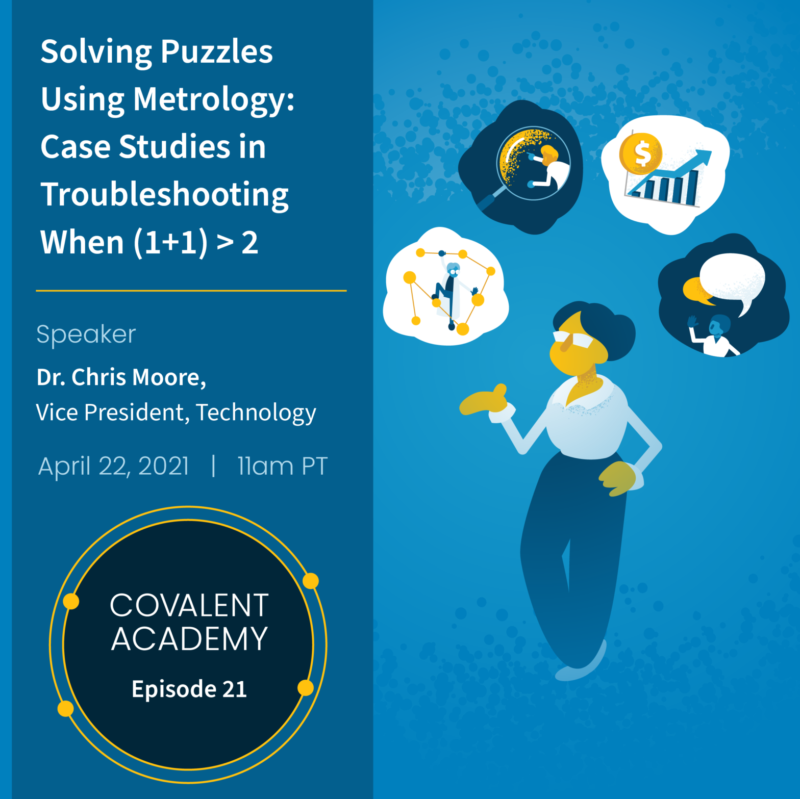 Solving Puzzles Using Metrology: Case Studies in Troubleshooting