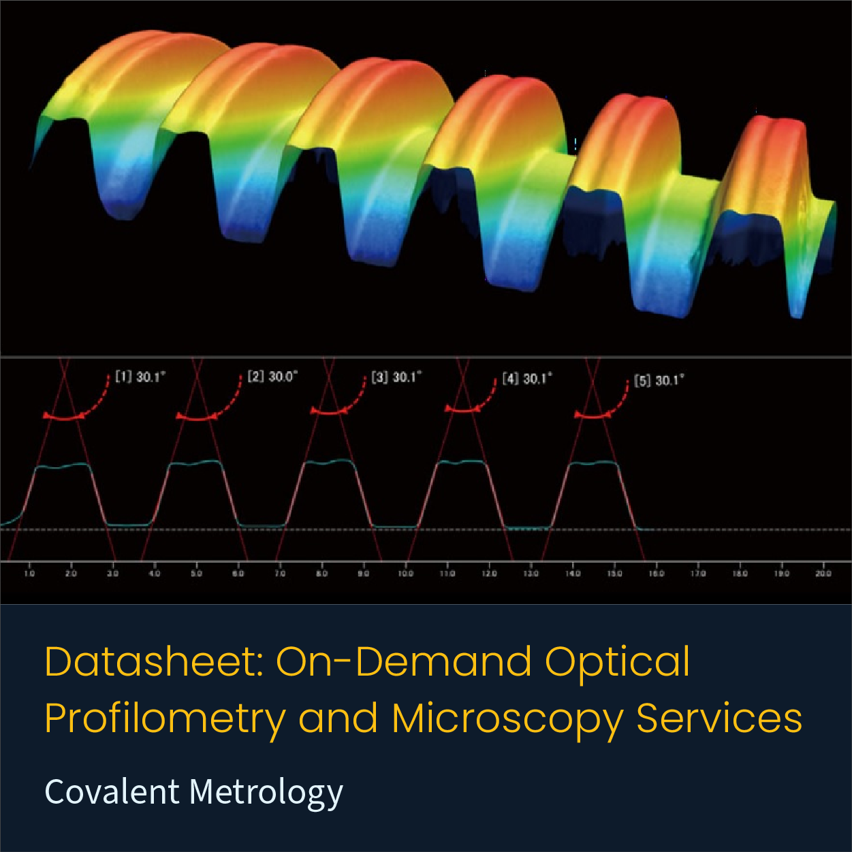 Covalent Keyence Instrument Overview