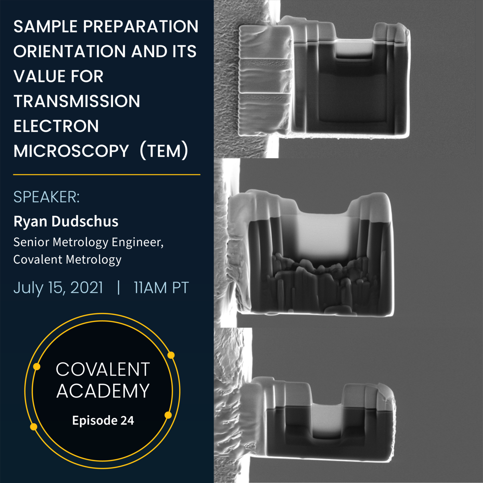 Sample Preparation Orientation and its Value for (Scanning) Transmission Electron Microscopy