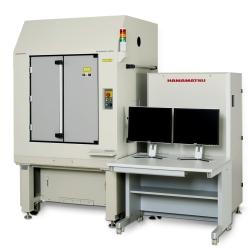 Hamamatsu PHEMOS 75 and 300 (Hybrid System)