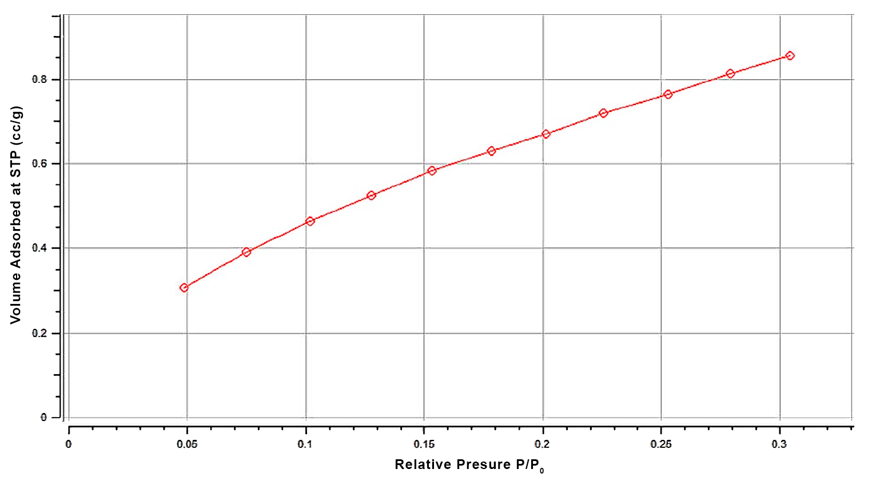 Gas Adsorption Analysis
