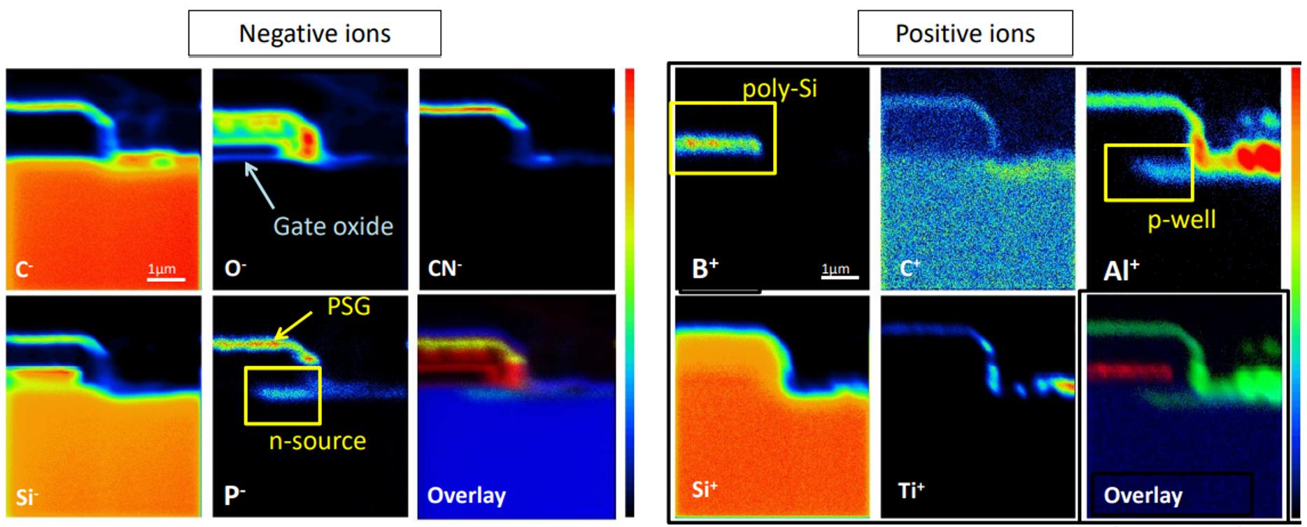 Nanoscale Secondary Ion Mass Spectrometry